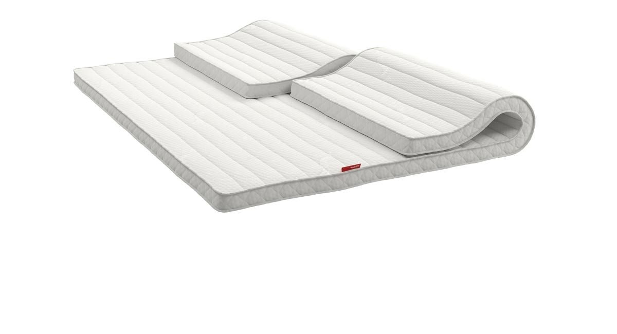 Wonderland Superior Split Pulse Latex Top mattress