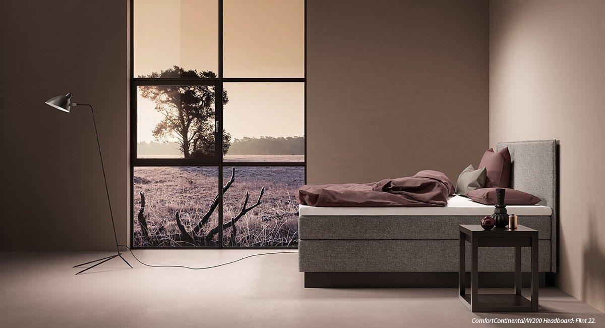 Wonderland Comfort Continental bed