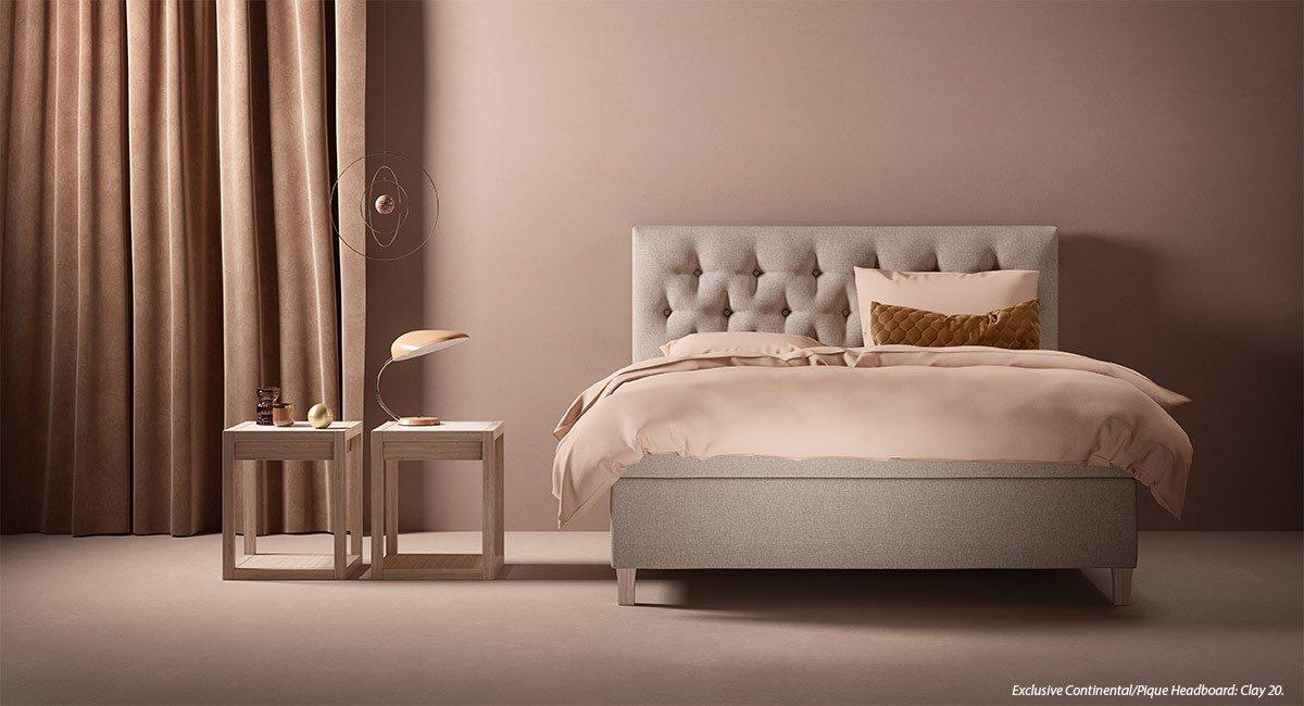 Wonderland Exclusive Continental bed