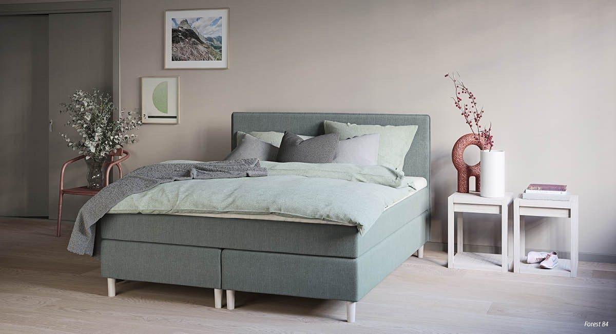 Wonderland W5 Continental bed