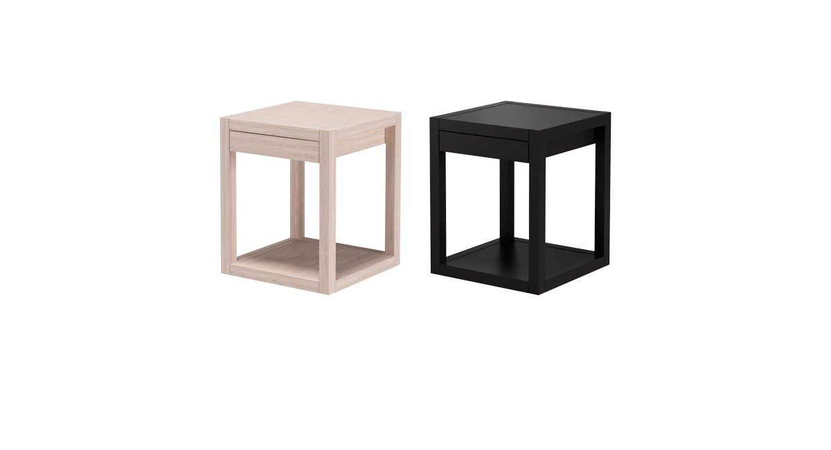 Wonderland Qube Bedside table