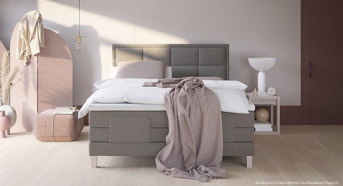 Wonderland Split Bed Sheets