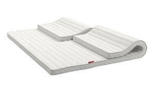 Wonderland Superior Split Pulse Latex Top mattress