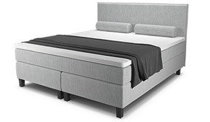 Wonderland Classic Continental bed
