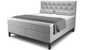 Wonderland Superior Continental bed