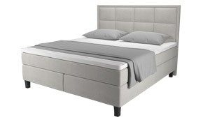 Wonderland W8 Continental bed