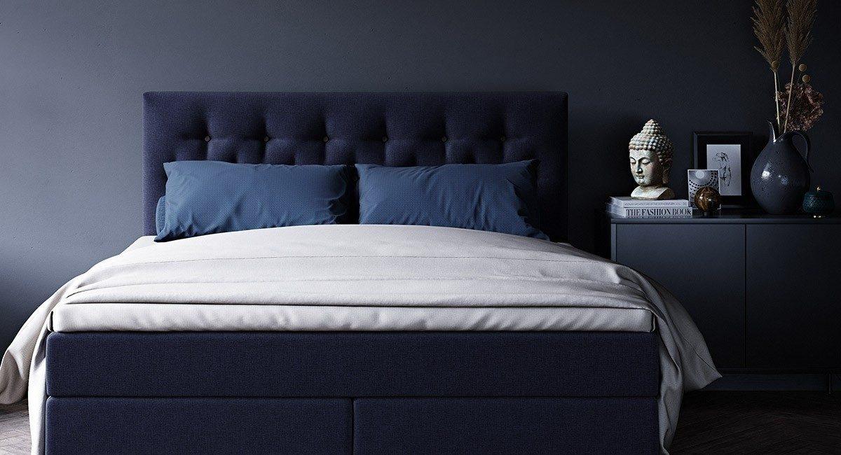 Wonderland W10 Continental bed