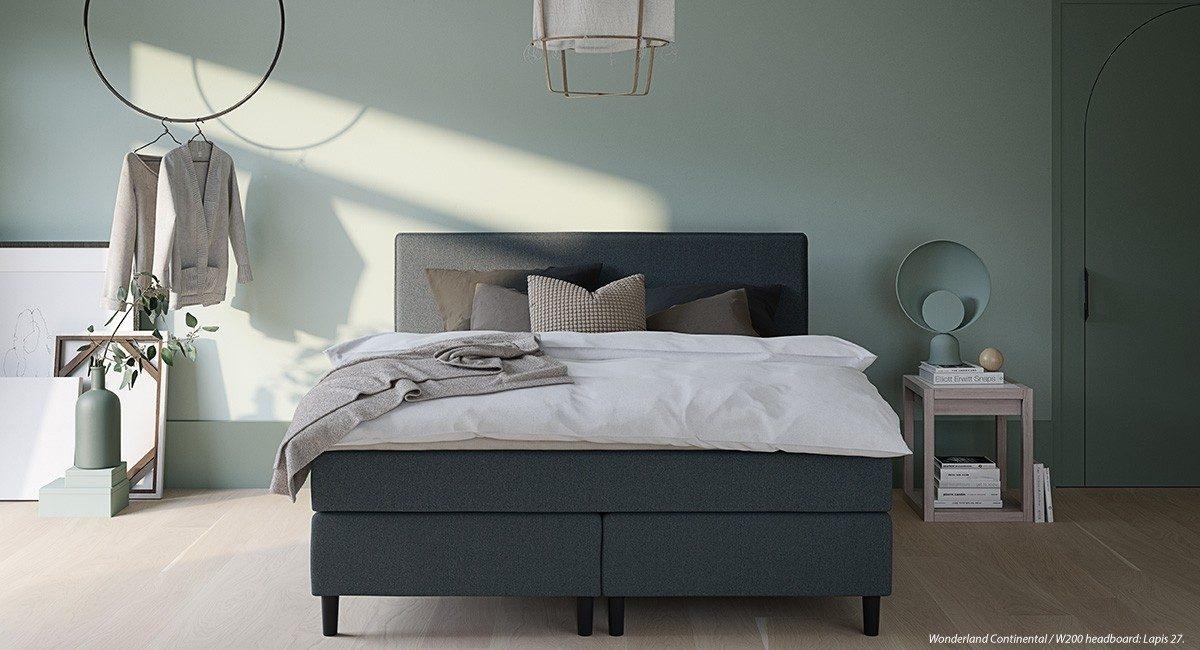 Wonderland W3 Continental bed