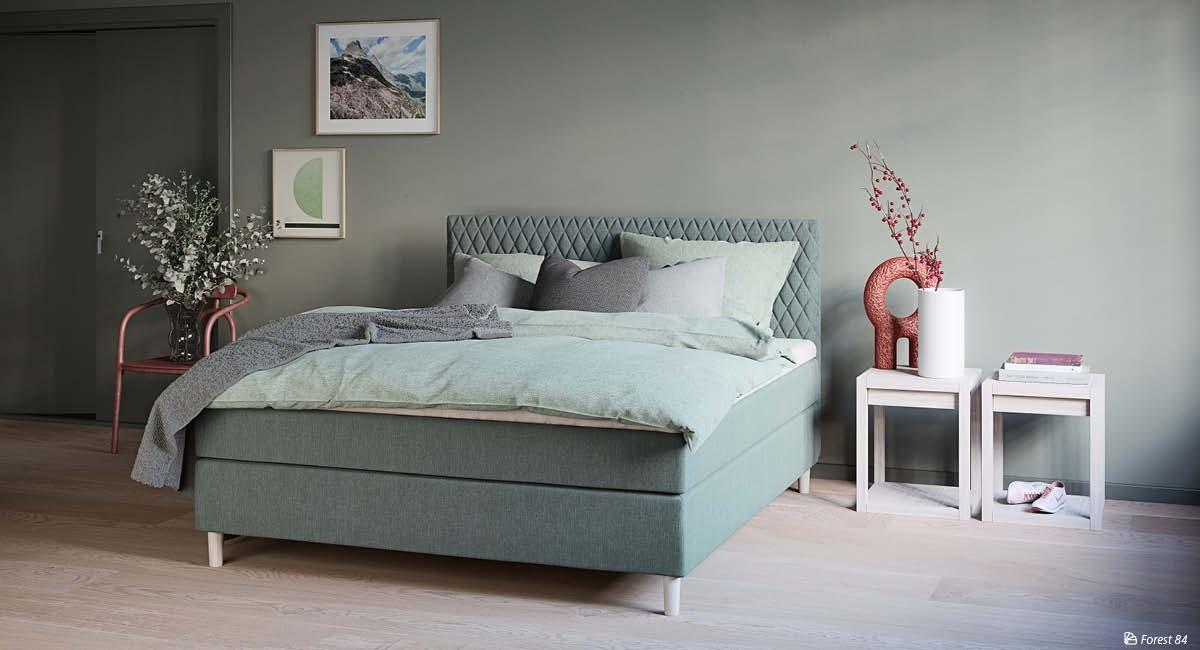 Wonderland W2 Continental bed