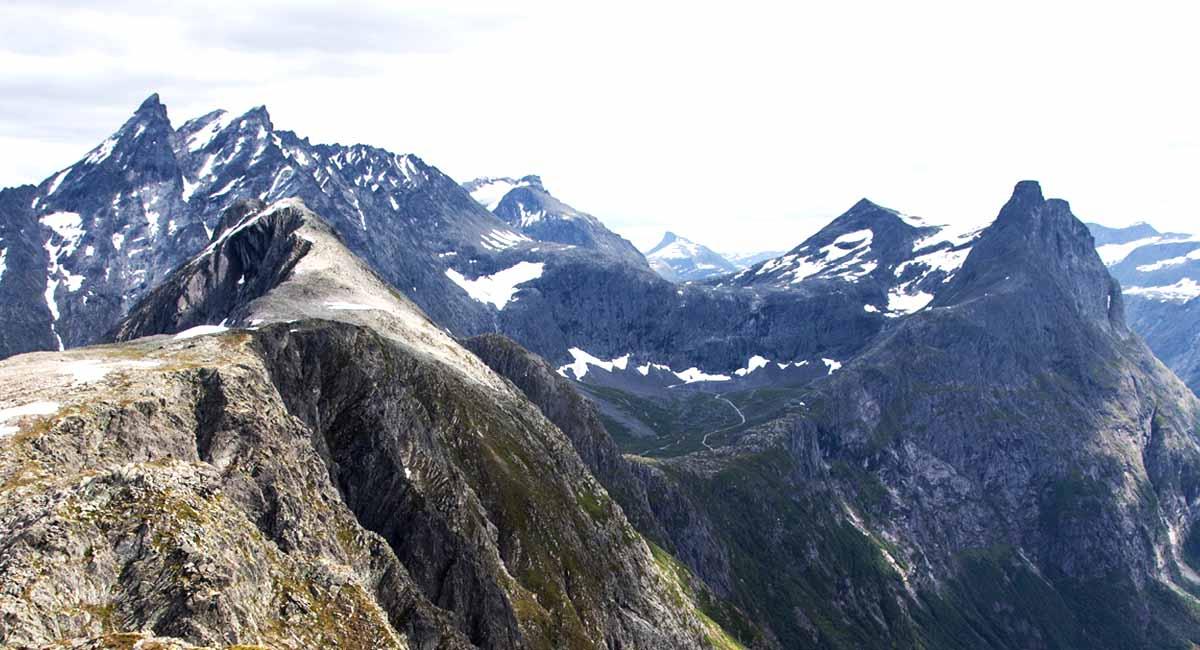 Romsdalseggenløpet