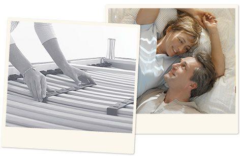 elektrisk indstillelige senge