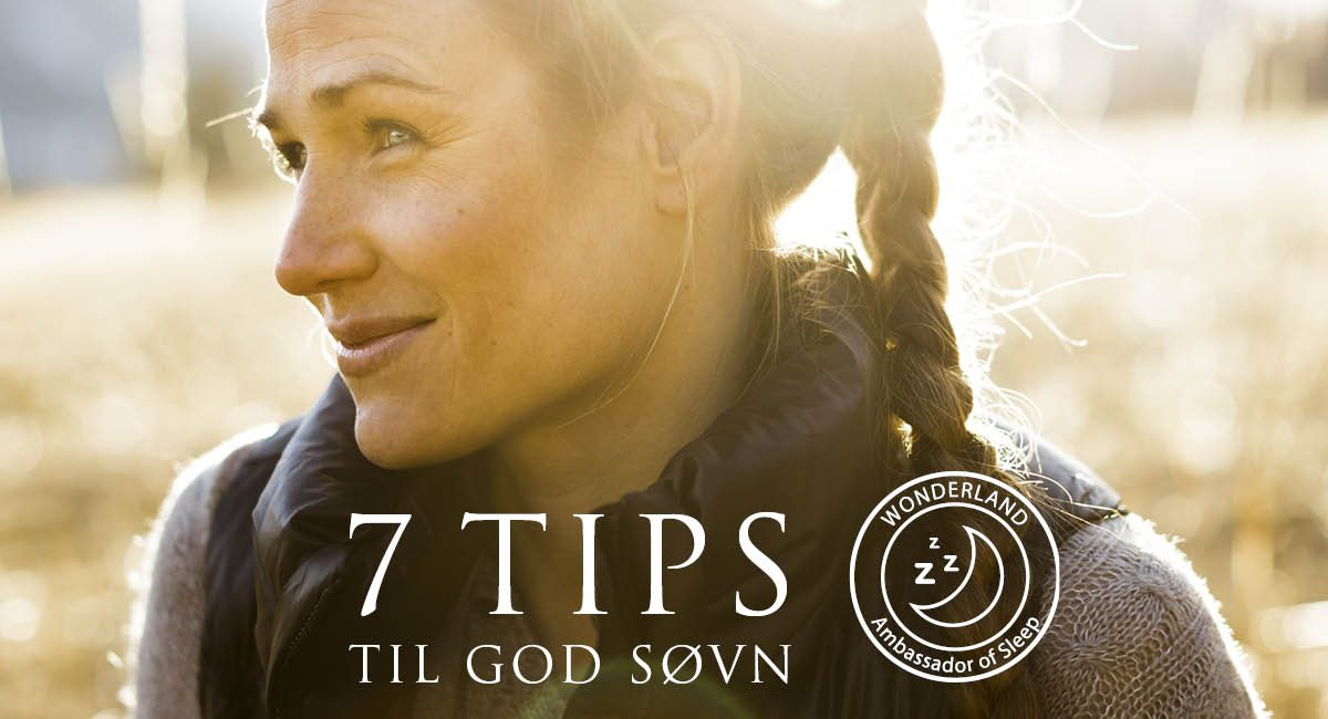 7 tips til god søvn