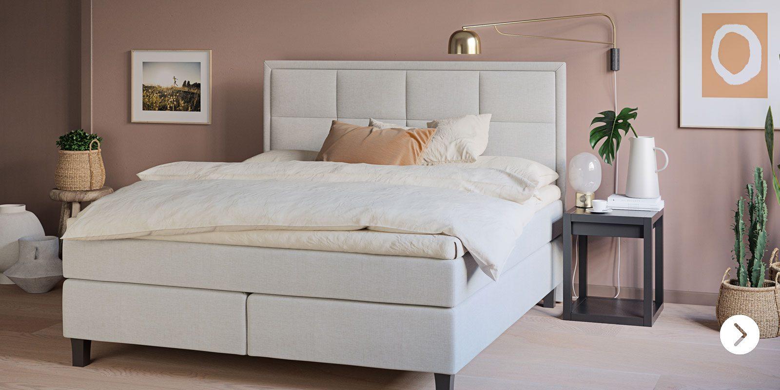 Vælge den rigtige seng
